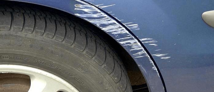 Кузовной ремонт Honda Civic в Красноярске