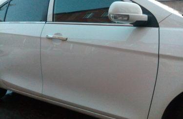 Кузовной ремонт Geely Emgrand в Красноярске