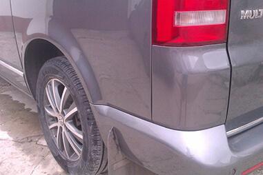 Кузовной ремонт Volkswagen в Красноярске