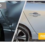 Кузовной ремонт Renault Fluence в Новосибирске